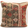 XL156 Large Patterned Kilim Cushion Cover