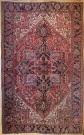 R323 Large Persian Heriz Carpet