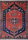 R1297 Beautiful Antique Persian Malayer Rug