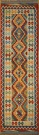 R9259 New Afghan Kilim Runners