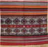 R606 Old Turkish Cicim Rug