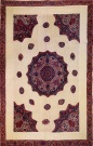 R3080 Persian Carpet Patchwork
