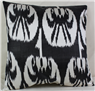 i25 Silk Ikat Cushion Cover