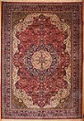 Very Fine Silk Filos Kayseri Carpet R6478