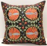 C47 Silk Suzani Cushion Cover