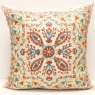 C54 Silk Suzani Cushion Cover