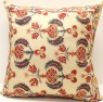 C84 Silk Suzani Cushion Cover