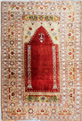 R6934 Silk Turkish Rug