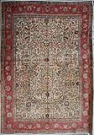 R3222 Fine Persian Tabriz Carpet