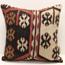 L649 Traditional Square Kilim Cushion Cover