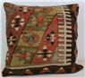 Turkish Kilim Cushion Cover  XL440