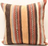 L607 Turkish Kilim Cushion Cover