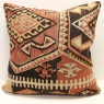 XL440 Turkish Kilim Cushion Cover