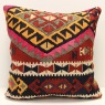 L631 Turkish Kilim cushion cover