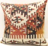 L634 Turkish Kilim Cushion Cover