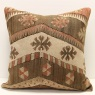 L697 Turkish Kilim Cushion Cover