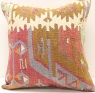 M1289 Turkish Kilim Cushion Cover