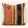 Turkish Kilim Cushion Cover L111