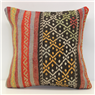 Turkish Kilim Cushion Cover M1524