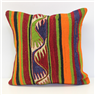Turkish Kilim Cushion Cover M731