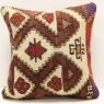 M286 Turkish Kilim Pillow Cover