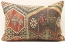 D299 Turkish Kilim Pillow Cover