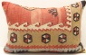 D300 Turkish Kilim Pillow Cover