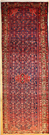 R8091 Vintage Persian Carpet Runner