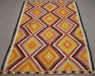 Vintage Turkish Antalya Kilim Rug R8704