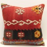 L691 Vintage Turkish Kilim Cushions