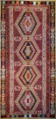 R8169 Vintage Turkish Kilim Rugs