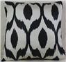 i5 Silk Ikat Cushion Cover