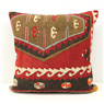 Wonderful Vintage Kilim Cushion Cover XL475
