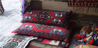 Turkish Amp Afghan Large Floor Cushions Buy Online Uk